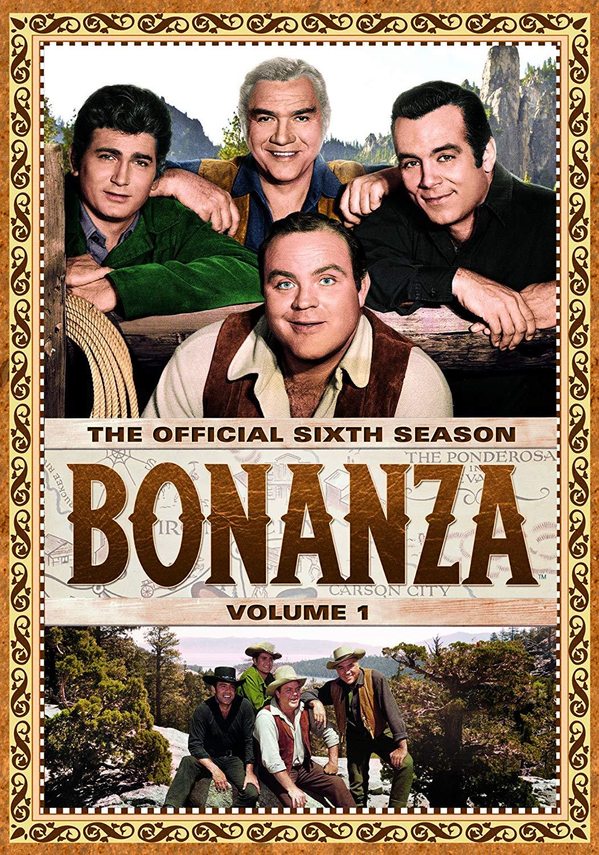 Bonanza Temporada 6 DVDRip Español Latino