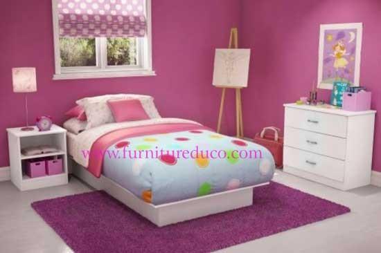 warna cat kamar tidur gadis remaja perempuan 6