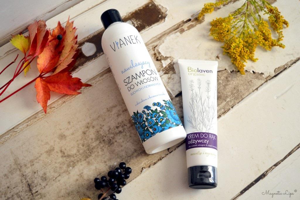 vianek szampon nawilżający