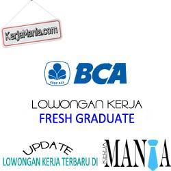 Lowongan Kerja Fresh Graduate Bank BCA Mei 2016