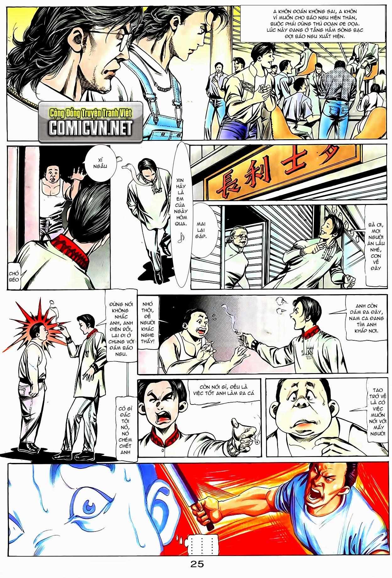 Người Trong Giang Hồ chapter 84: đỗ vương hạ tân trang 28