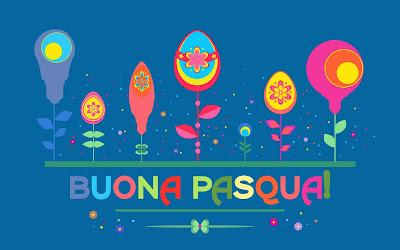Lelide, LED LIGHT DESIGN MILANO, augura a tutti voi una Buona Pasqua!
