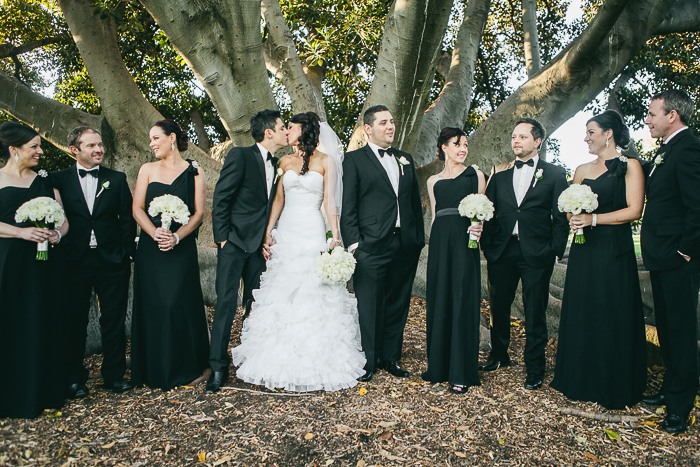 Wedding Dresses Australia 2016: Beautiful Black Bridesmaid