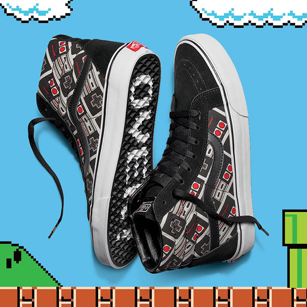 207ae199c8 Things To Do In Los Angeles  Vans x Nintendo Collection Comes Out Friday