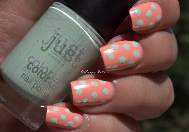 http://hungrynails.blogspot.de/2015/11/just-cosmetics-fresh-melon-be-different.html