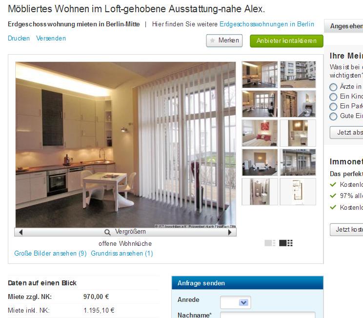 wohnen im domaquar e tieckstra e 2 10115 berlin mitte mitte. Black Bedroom Furniture Sets. Home Design Ideas