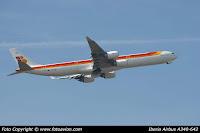Airbus A340 / EC-KZI