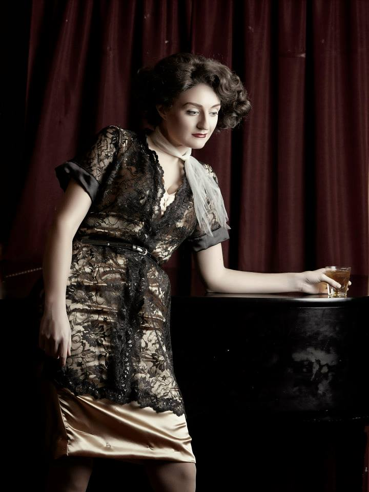 """Portsmouth native Merrill Peiffer is back home to star in the Seacoast  Repertory Theatre's musical """"A Closer Walk With Patsy Cline."""
