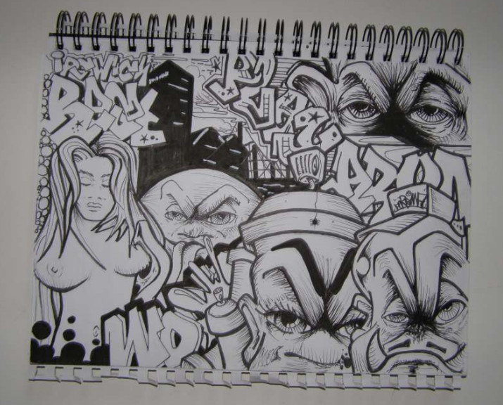 grafiti new most graffiti sketches graffiti blackbook black white. Black Bedroom Furniture Sets. Home Design Ideas