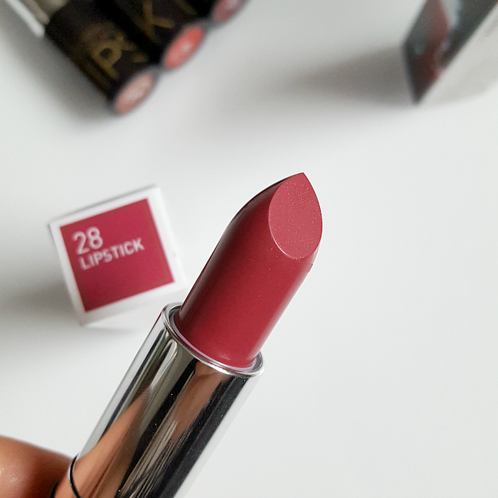 Review & Swatches: KORRES Morello Lipstick - 28 Pearl Berry