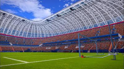 PES 2017 Stadium Mordovia Arena World Cup 2018 Russia