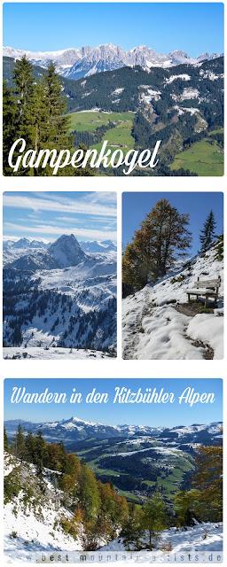 Wanderung Kirchberg Gampenkogel Wandern Kitzbüheler Alpen Tirol
