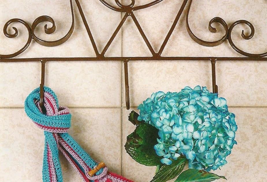 Como hacer bolso tejidos a crochet - Como hacer bolsos tejidos ...