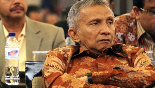 Sembarangan Bilang Pemberian Sertifikat Tanah Oleh Jokowi 'Pengibulan', Amin Rais Dapat Nasihat Bijak Ini Dari Orang Yang Lebih Muda...