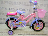 Sepeda Anak Element Baby Kelly 12 Inci