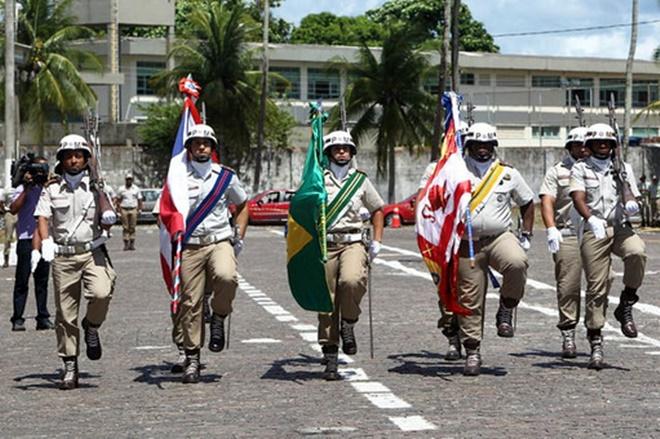 Governo da Bahia deve pagar R$ 3,9 mi a policiais militares por redução de criminalidade