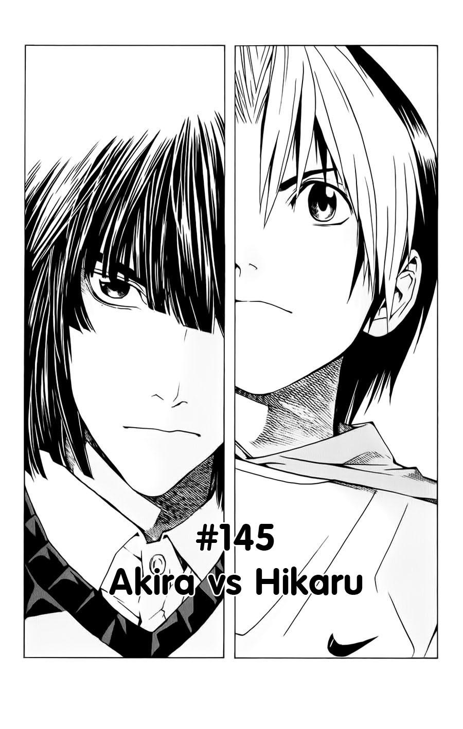 Hikaru No Go hikaru no go chap 145 trang 1