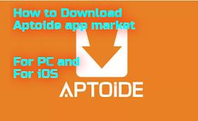 Aptoide app for Laptop/PC on Windows 8/10/8.1/7/XP/Vista & Mac Laptop