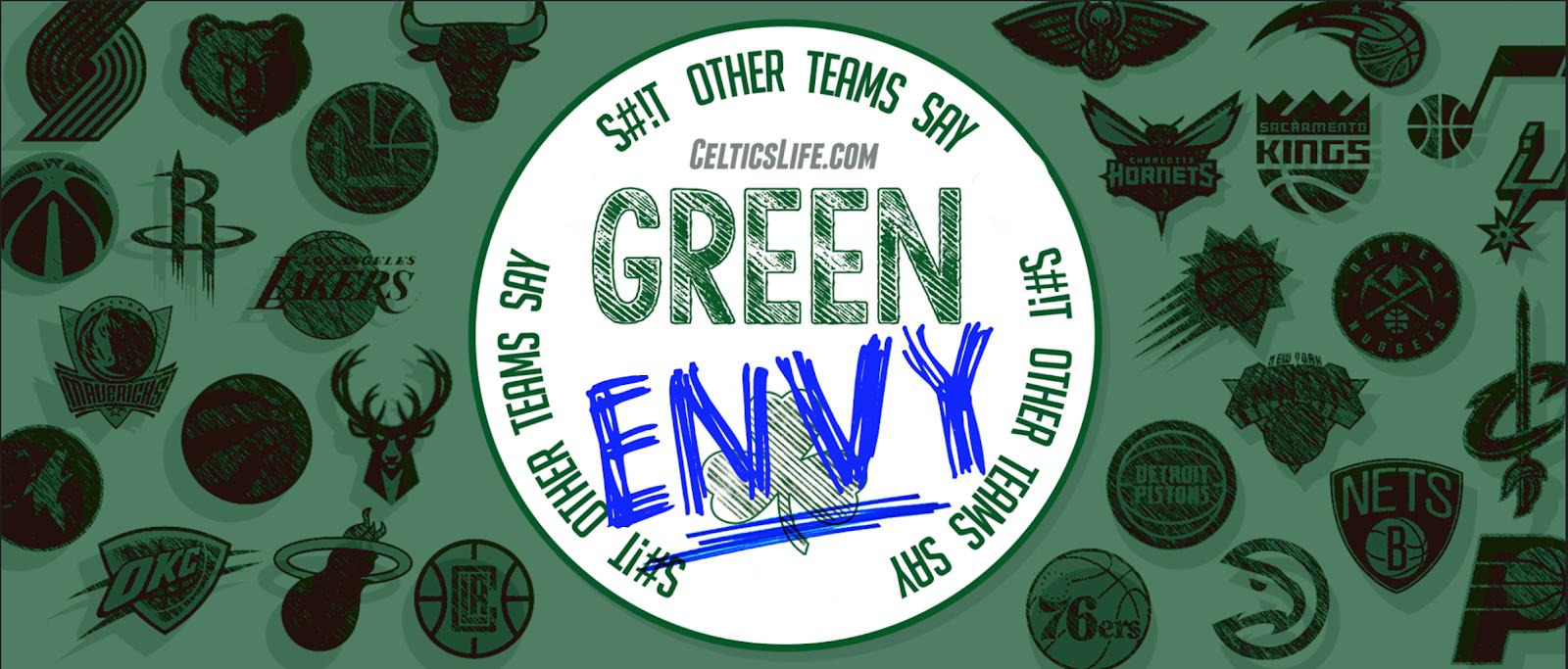 Green Envy: What Trail Blazer fans said, 2/25