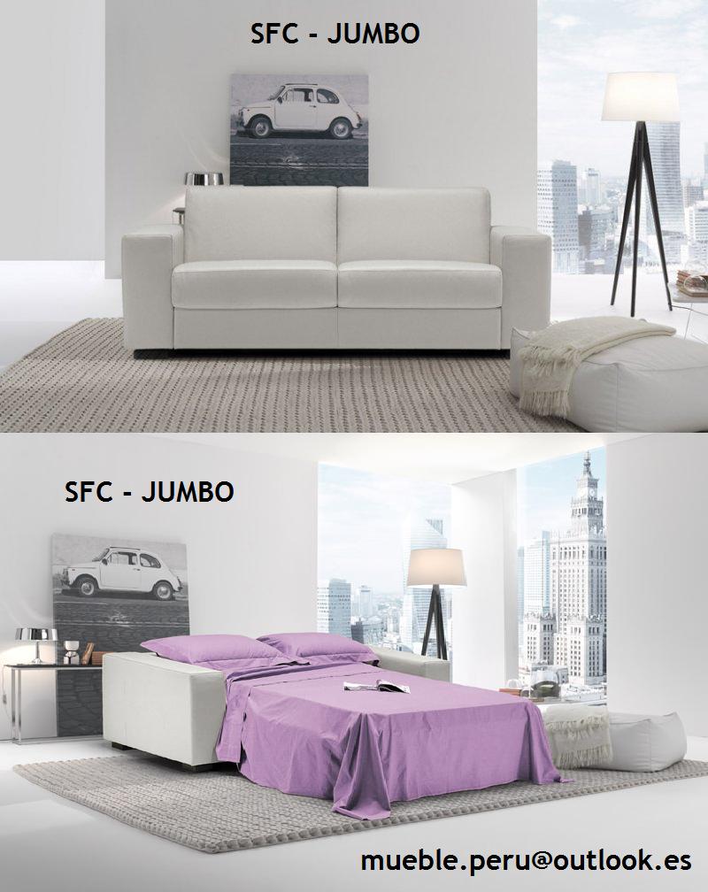 Mueble peru sakuray sofa cama sfc jumbo - Mueble sofa cama ...