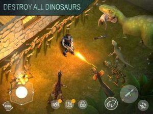 Download Jurassic Survival Apk Mod v1.1.25 Money for android