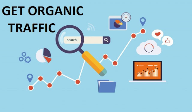 How To Get Organic Traffic From Search Engine To Your Website
