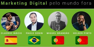 Marketing digital pelo mundo