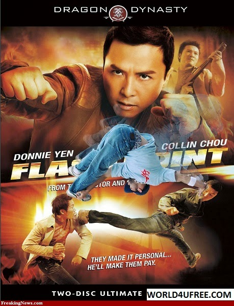 Flash Point 2007 DVDRip 300MB ENG Dubbed