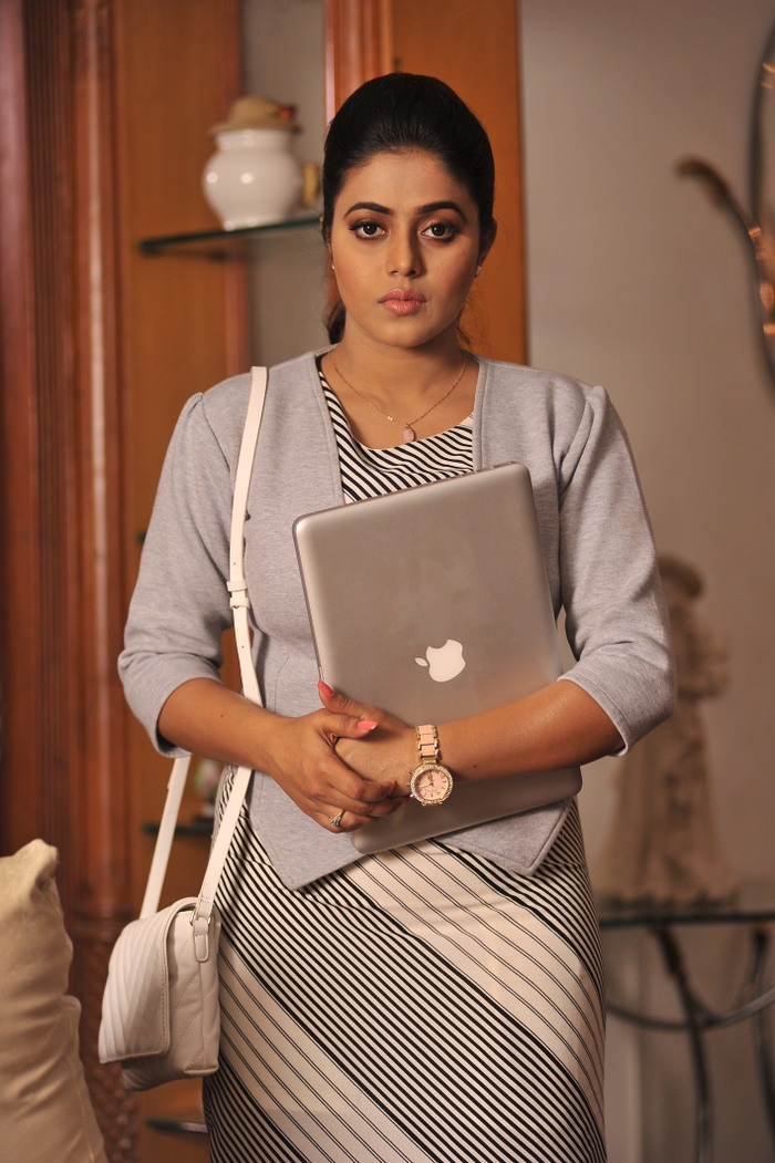 Actress Poorna In Suvarna Sundari Movie Stills