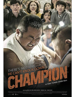 A Korean American arm wrestler goes to South Korea for a competition, and finds a sister that he didn't know about.