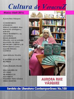 DESCARGA AQUI REVISTA Cultura de VeracruZ, No. 96