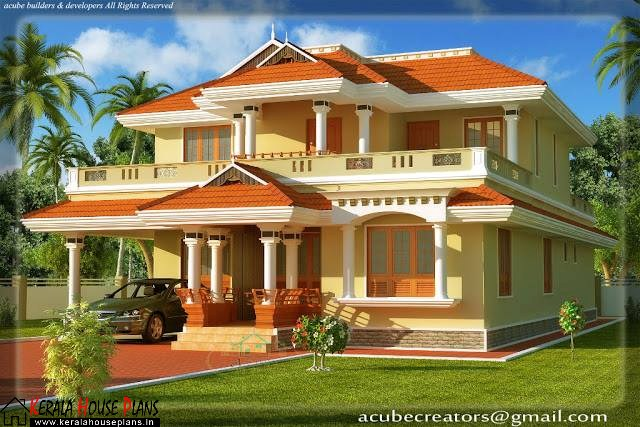 kerala-style-4-bedroom-home-plans