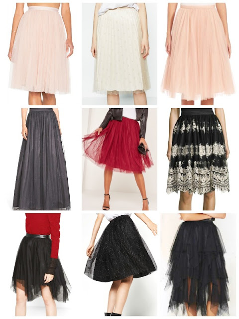Tulle Skirt Shopping - Ioanna's Notebook