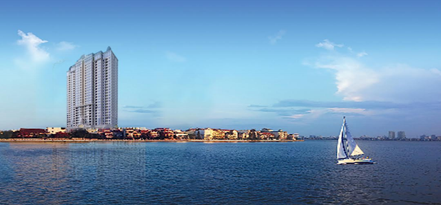 Tầm view siêu đẹp của dự án D'eldorado Phú Thanh.