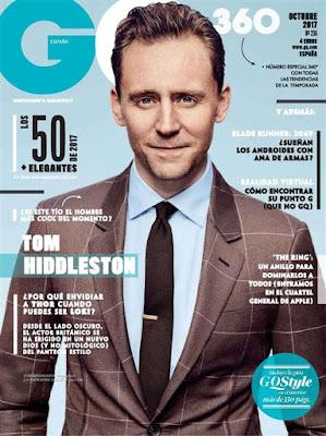 Revista GQ España - Octubre 2017