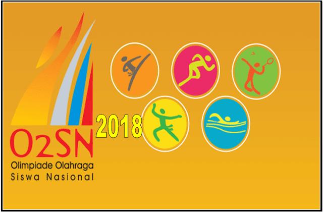 Juknis Olimpiade Olahraga Siswa Nasional  ( O2SN ) SMA Tahun 2018