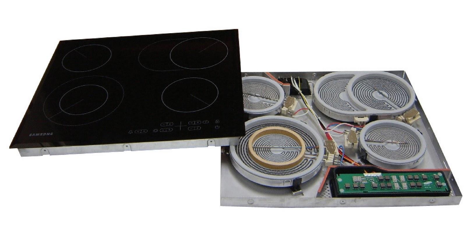 Electro Help  Samsung Ceramic Glass Hob C61rcast - Repair Help