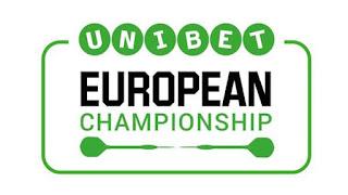 Unibet European Championship, Darts, Carl Redden,
