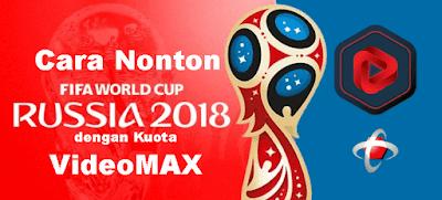 Cara Nonton Pertandingan Piala Dunia 2018 Di HP