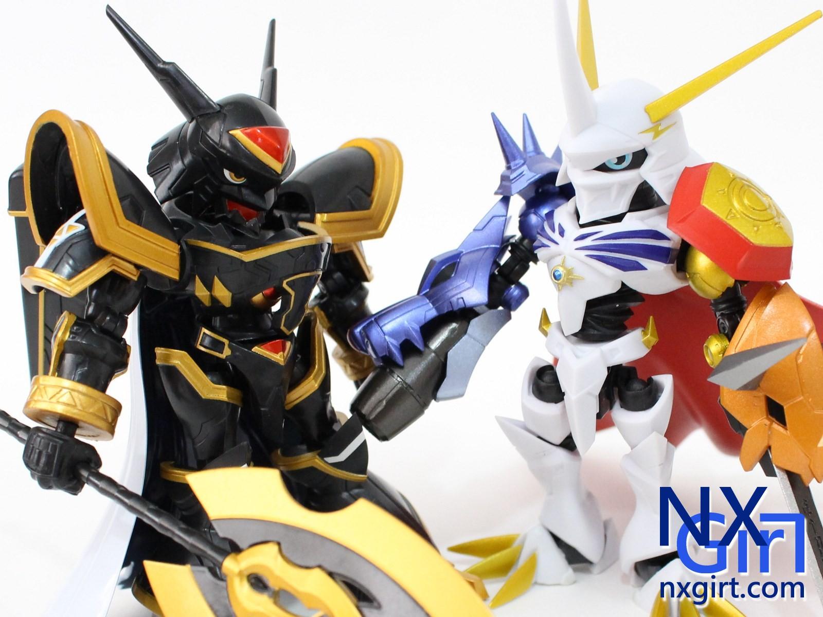 NXGirT's Blog: [NXEDGESTYLE]Alphamon[デジモン-アルファモン]-Digimon ...