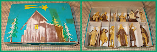 Angel Choir; Archangel Gabriel; Bag Pipes; Bible toy; Biblical Toy; Creche; Creshe; Farm Animals; Holy Land; Horn Blower; Joseph The Carpenter; Krip; Krippen; Little Baby Jesus; Magi; Mary Mother of God; Nardi Nativity; Nativity; Nativity Set; Noel; Not Nardi; Old Plastic Figures; Old Plastic Toys; Presepe; Presepi; Shepherds; Small Scale World; smallscaleworld.blogspot.com; Star of Bethlehem; The First Noel; Three Kings; Three Wise Men; Vignette; Vignettes; Vintage Nativity; Vintage Plastic Figures; Vintage Plastic Soldiers; Vintage Toy Figures; Wise Men;