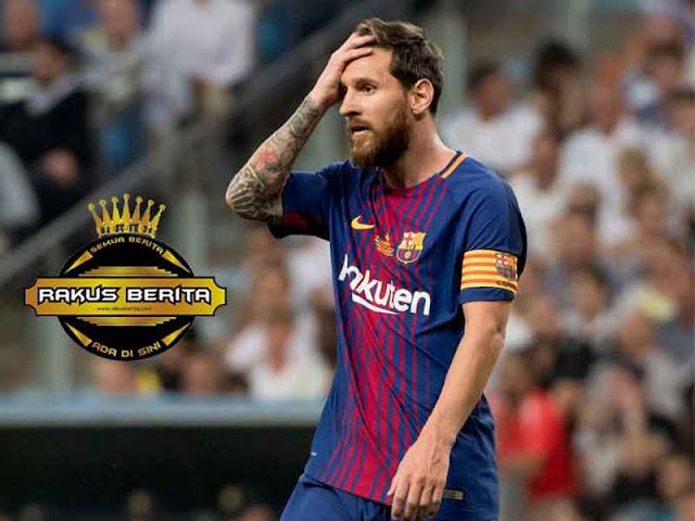 Messi Dikhawatirkan Bakal Pindah Seperti Neymar