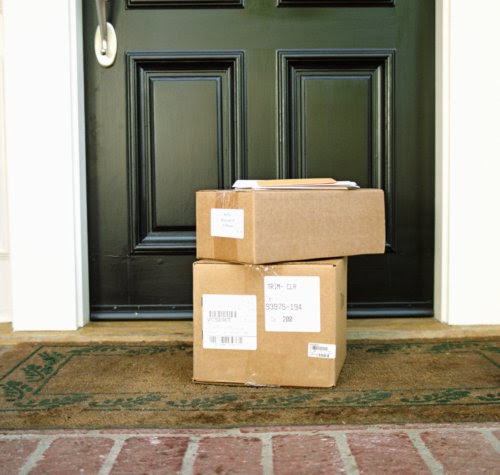Weekly Tip - Preventing Package Theft