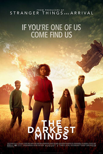 The Darkest Minds 2018 Dual Audio Hindi BluRay 480p DD5.1Ch 6