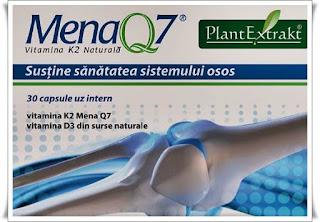 Pareri Mena Q7 vitamina K2 naturala de la Plant Extrakt