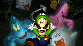 Luigi's Mansion Gamecube Wallpaper