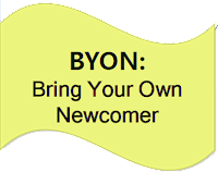 BYON: Bring Your Own Newcomer!