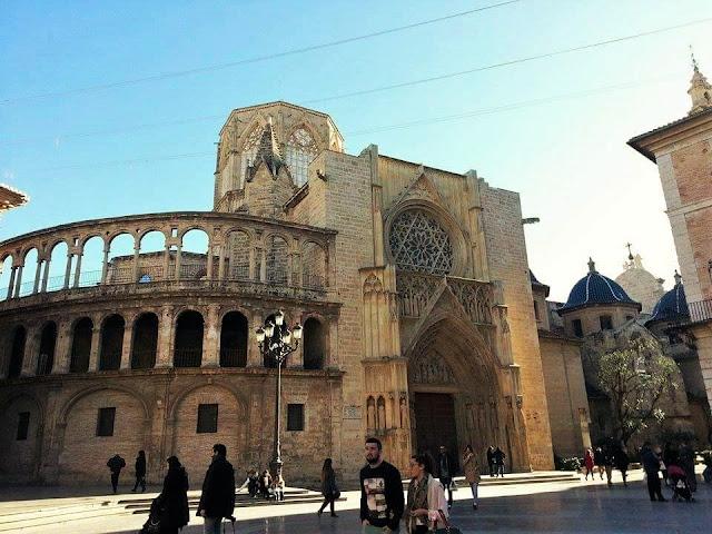 Cattedrale di Santa Maria Valencia