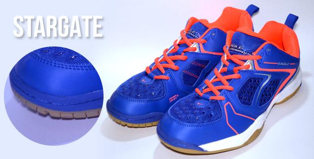 Sepatu Badminton Eagle Stargate