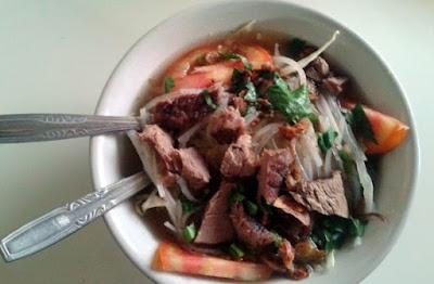 Tempat Wisata Kuliner Bebek Goreng Purworejo